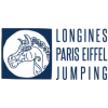 logo paris Eiffel jumping